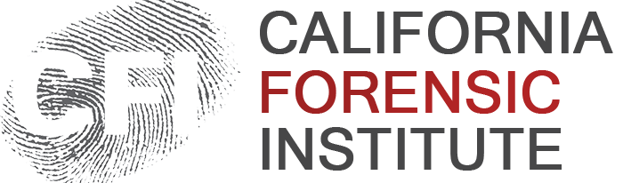 CALIFORNIA FORENSIC INSTITUTE